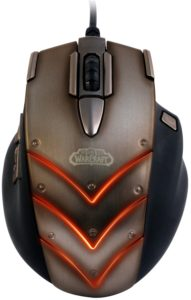 SteelSeries World of Warcraft WoW Cataclysm Gaming-Maus