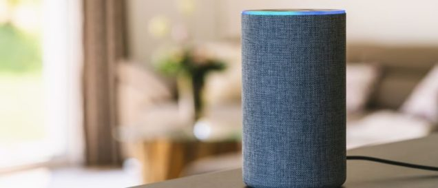 Amazon Alexa Sprachassistent