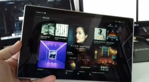 Musik mit dem Fire Tablet HD 10