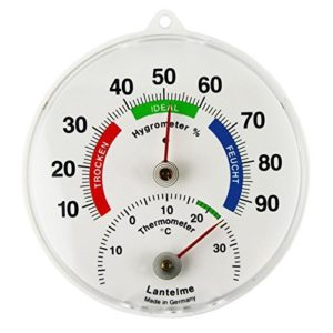analoges Thermometer Hygrometer