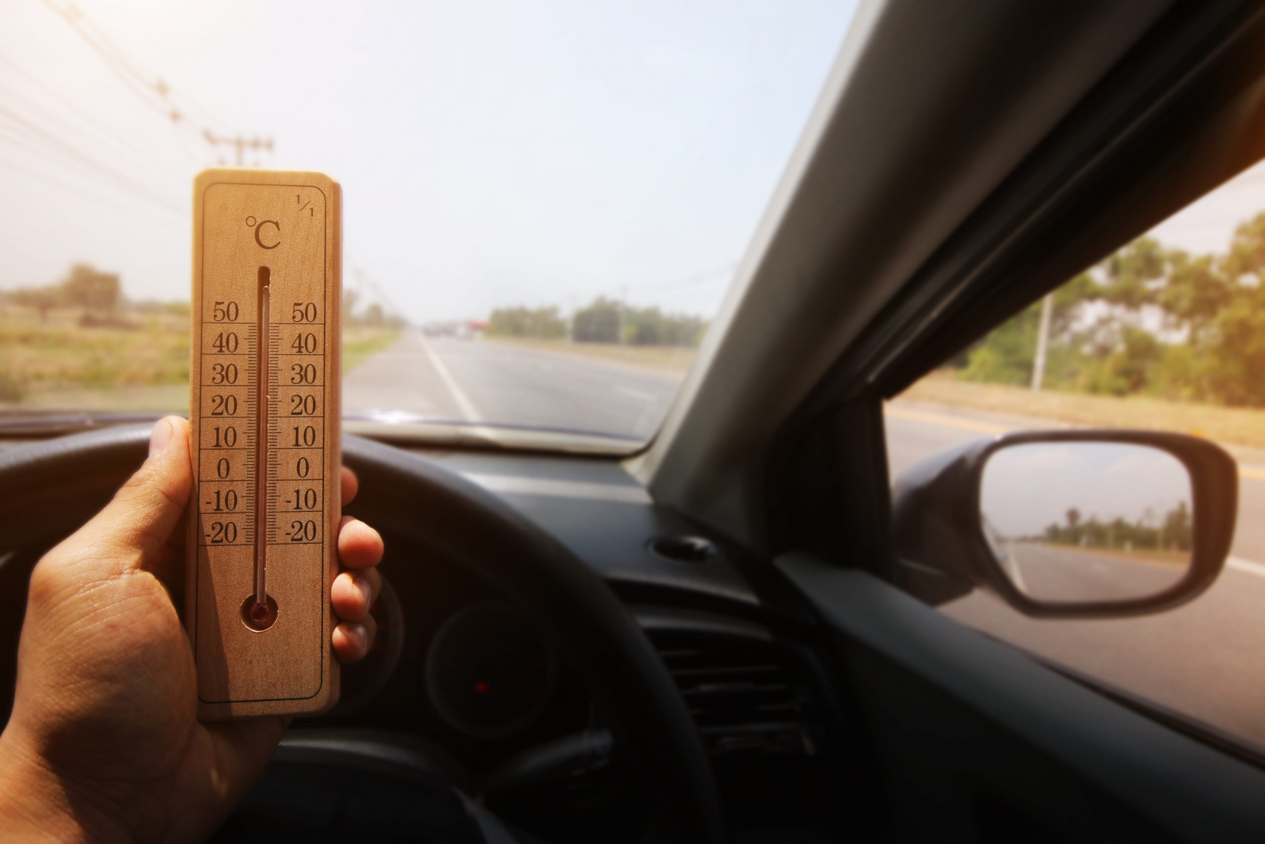 Auto Thermometer Test