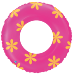 baby schwimmring icon pink