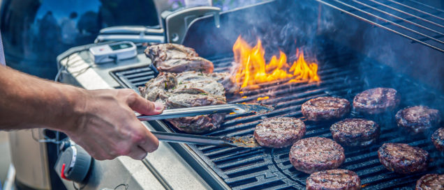 Barbecook-Gasgrill-Test