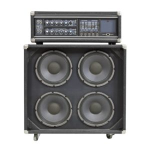 Bass-Stack: Top und Box