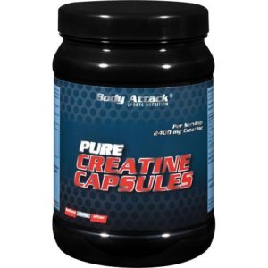 Pute Creatine von Body Attack.