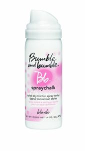 bumble and bumble spray chalk