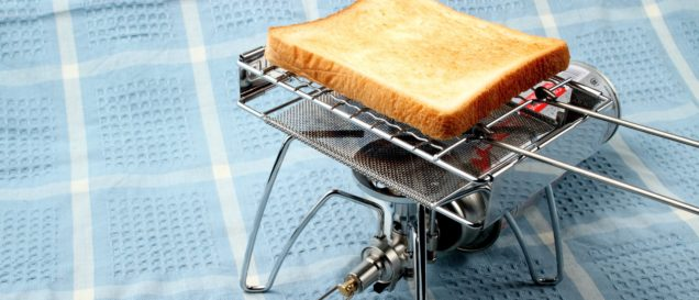 Camping-Toaster-Test