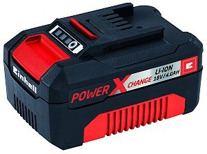 Power X-Change Einhell Akku 18 V 4,0 Ah