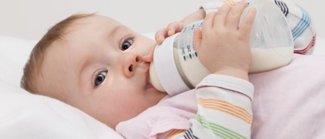 folgemilch test baby
