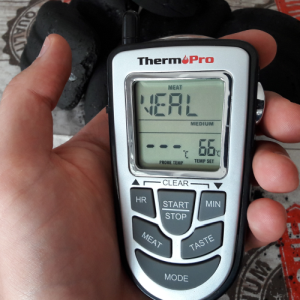 ThermoPro Funk-Grillthermometer