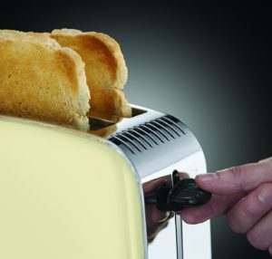 hebe funktion retro vintage toaster