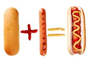 Hot Dog traditionell