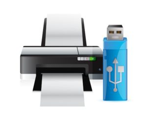 hp-multifunktionsdrucker-mit-usb-stick