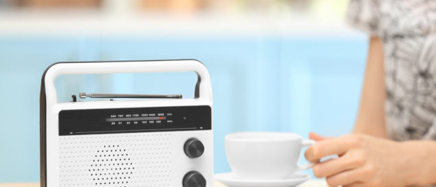Internetradio weiß Test