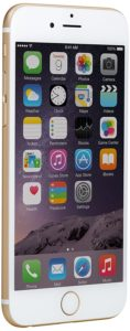 iPhoe 6s Gold