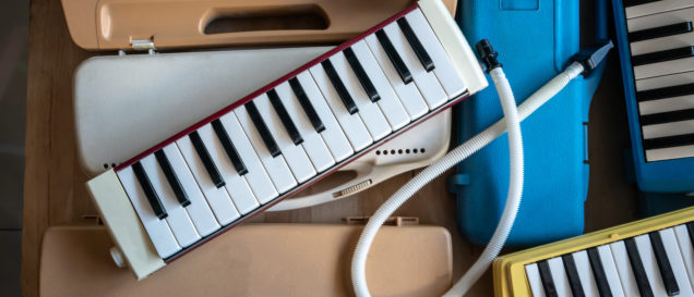 Melodica-Test