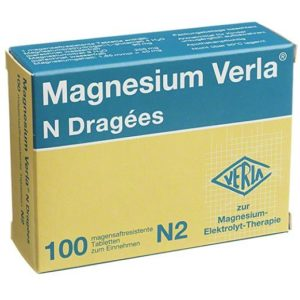 magnesium-dragees