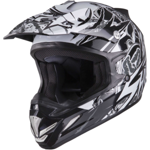 motocross-helm test