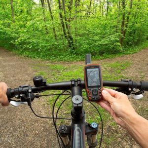 mountainbike gps