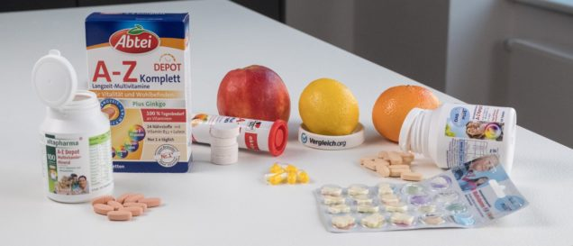 multivitamin tabletten obst
