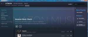 Amazon Music Unlimited Download: Offline hören