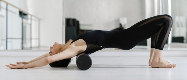 pilates-rolle Test