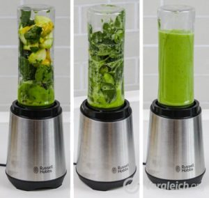 Smoothie-Maker Russell Hobbs green smoothie mixer