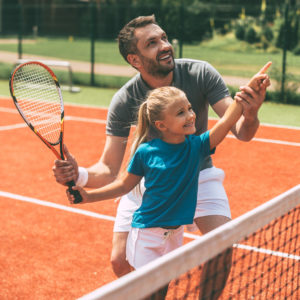 tennistasche kinder