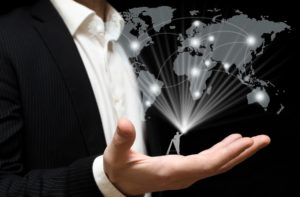 Building a global business network