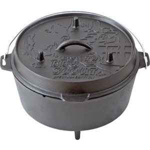 Dutch Oven BBQ Scout