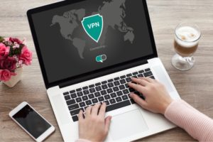 laptop mit vpn